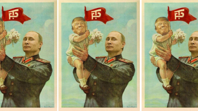 Trump Is Owned by the Russians, and We (Finally) Have Proof
