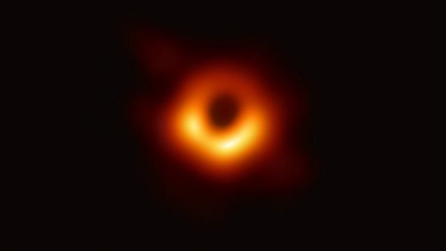 First Black Hole Photo Confirms Einstein's Theory of Relativity
